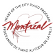 Montréal Heart of the City Piano Program